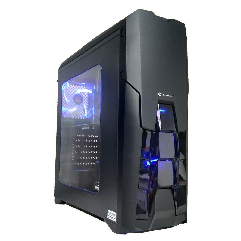 PC GAMER Intel HUNTER V (Corei7/8GB/1TB/GTX1060-6GB)