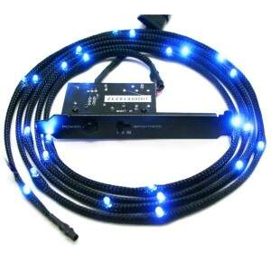 Fita de LED Azul NZXT - CB-LED10-BU