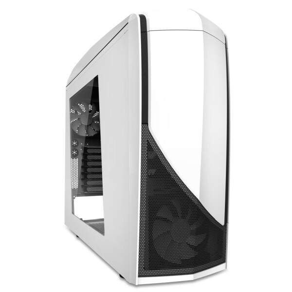 PC GAMER Intel i7 SNOW I (Corei7/16GB-LED/1TB/GTX1060-6GB) Water Cooler