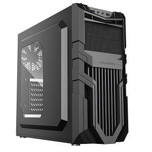 PC GAMER Intel Explorer II - Core i3 8100 Quad Core  - GTX 1050 TI 4GB - 8GB DDR4 - HD 1TB - 500W