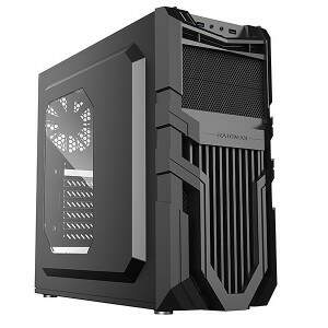 PC GAMER Intel Explorer II - Core i3 8100 - GTX 1050 TI 4GB - 8GB DDR4 - HD 1TB - 500W
