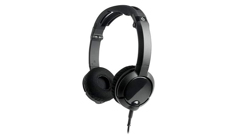 Fone Steelseries Flux Black