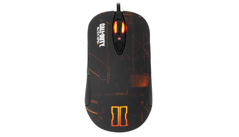 Mouse Steelseries Call of Duty Black Ops II