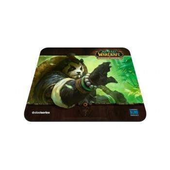 Mousepad Steelseries QcK WoW Panda Forest Edition