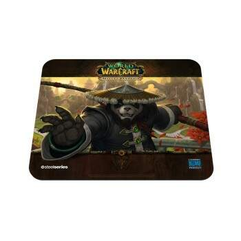 Mousepad Steelseries QcK WoW Panda Monk Edition