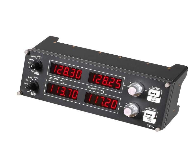 Saitek Pro Flight Radio Panel