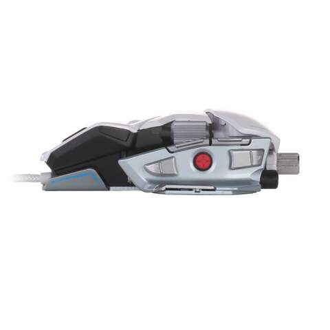 Mouse Mad Catz MMO 7 White