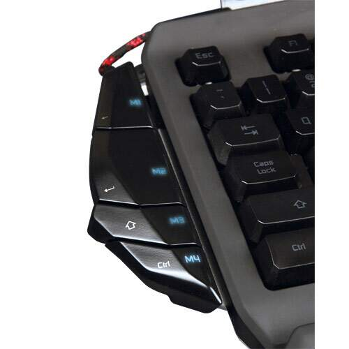 Teclado Mad Catz STRIKE 7