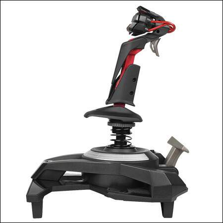 Controle Mad Catz FLY 9 Wireless Flight Stick PS3