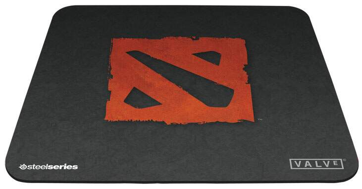 Mousepad Steelseries Qck+ DOTA 2 Edition