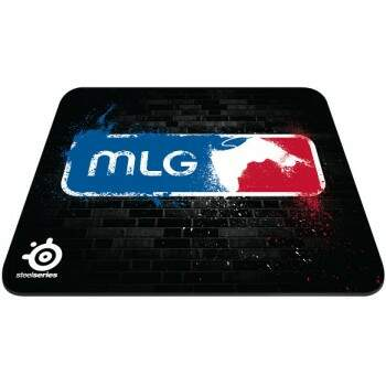 Mousepad Steelseries Qck+ MLG Wall Edition