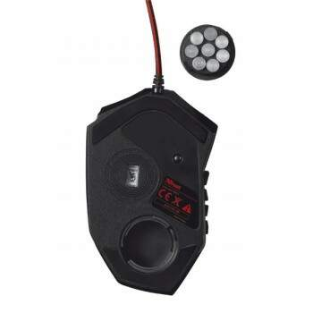 Mouse Trust GXT 166 MMO