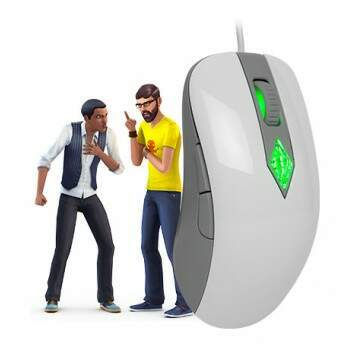 Mouse Steelseries The Sims 4