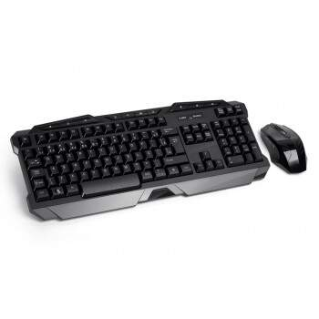 Combo Multilaser Wireless Multimidia Gamer Usb - TC166