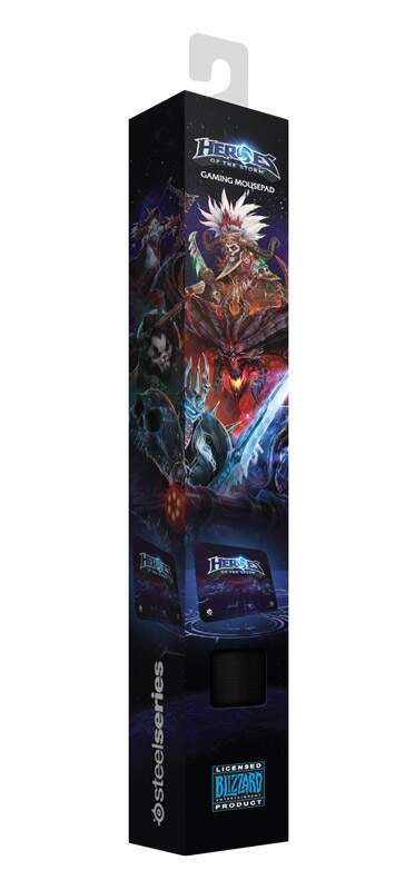 Mousepad Steelseries Qck Heroes of Storm