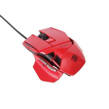 Mouse Mad Catz RAT 3 Red