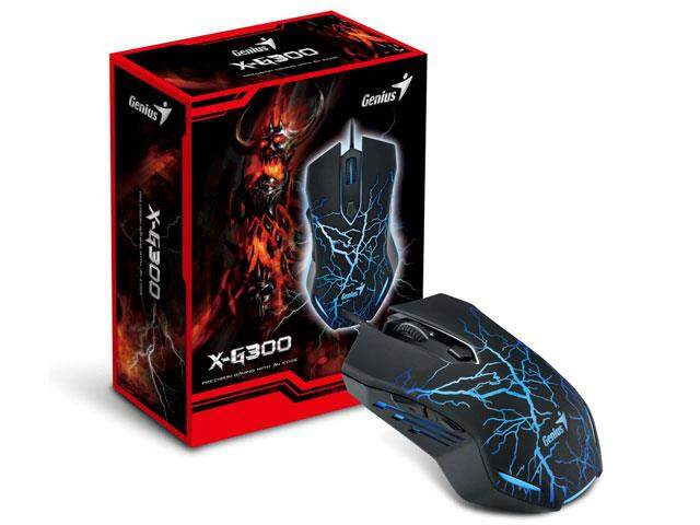 Mouse GX-Gaming G300
