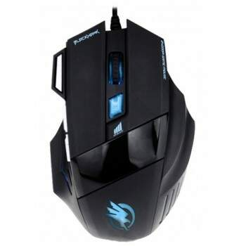 Mouse Fortrek Black Hawk