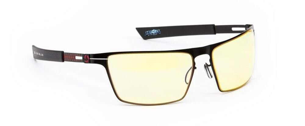 Óculos Gunnar Heroes of the Storm Siege Fire + Case