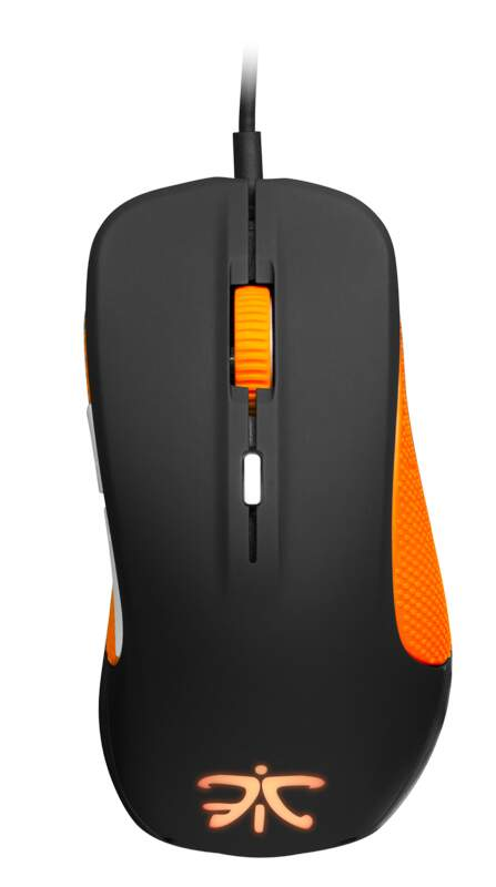 Mouse SteelSeries Rival Fnatic Edition