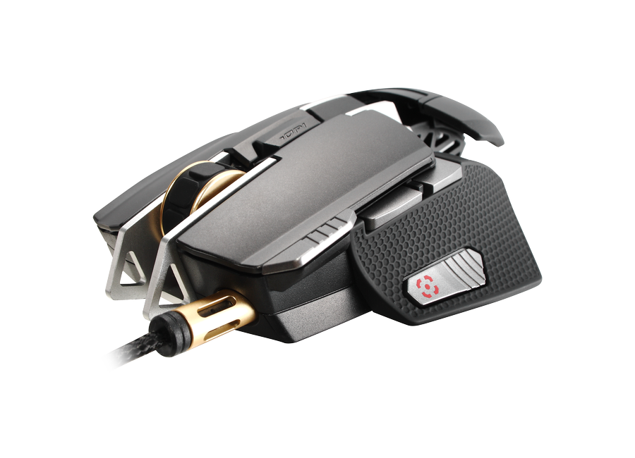 Mouse Cougar 700M Black