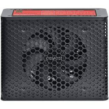 Fonte PCYes ATX 600W Real Electro Series- 80 Plus Bronze