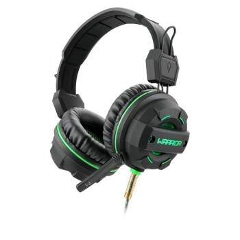 Fone Multilaser Gamer Green - PH143