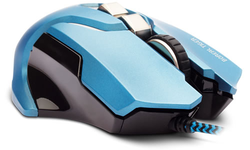 Mouse Dazz Boreal Tiger Blue - 622481