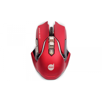Mouse Dazz Boreal Tiger Red - 622496