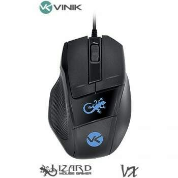 Mouse Vinik Lizard Blue
