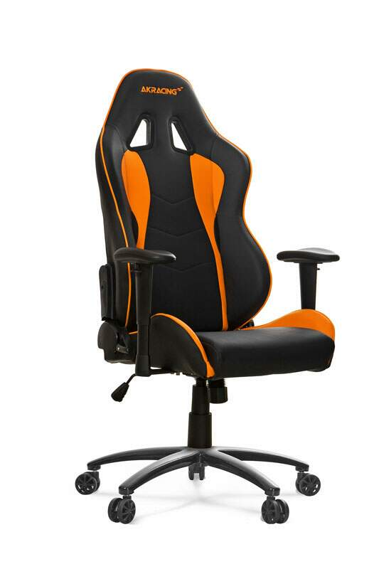 Cadeira AKRacing Nitro Orange - AK-NITRO-OR