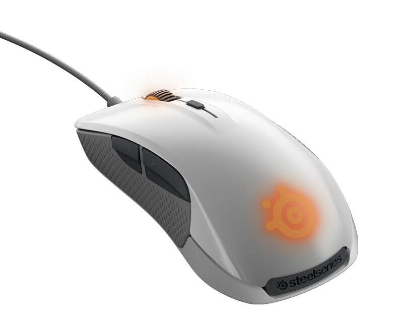 Mouse Steelseries Rival 300 White