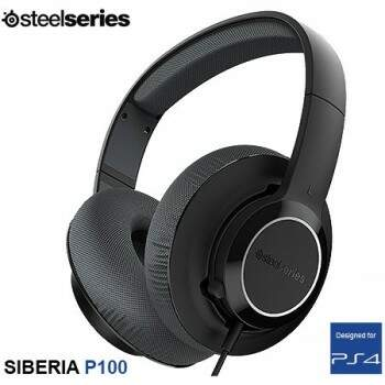 Fone Steelseries Siberia P100 - PS4