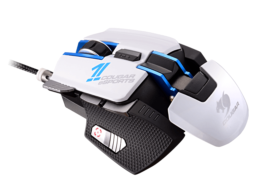 Mouse Cougar 700M e-Sports White