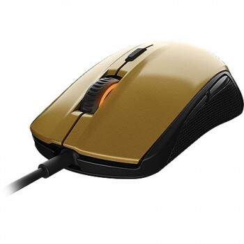 Mouse Steelseries Rival 100 - Alchemy Gold