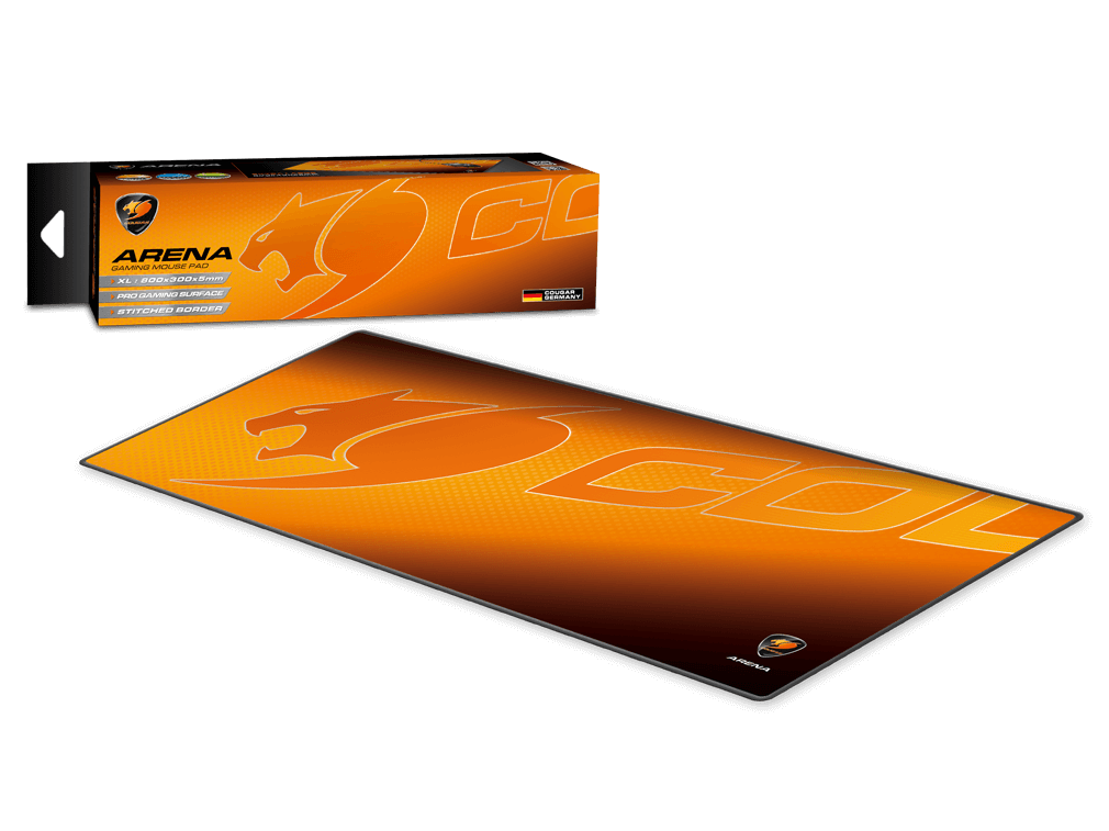 Mousepad Cougar Arena - Tamanho Extended