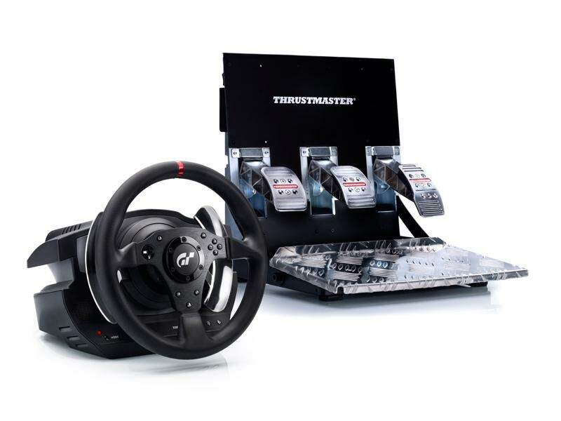Volante Thrustmaster T500 RS Force Feedback PC/PS3/PS4