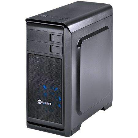 Computador Gamer Ares II - Intel i3 7100, 8GB, HD 1TB, GTX 1050 TI 4GB