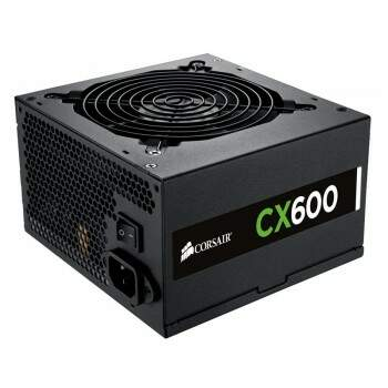 Fonte Corsair CX600 ATX600W 80Plus Bronze