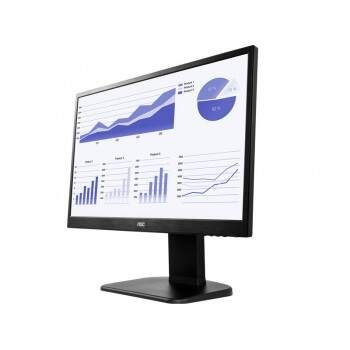 Monitor AOC 21,5 LED, FULL HD - 5ms/60hz - E2270PWHE