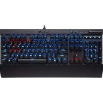 Teclado Corsair K70 Lux RGB - Cherry Red - CH-9101010-NA