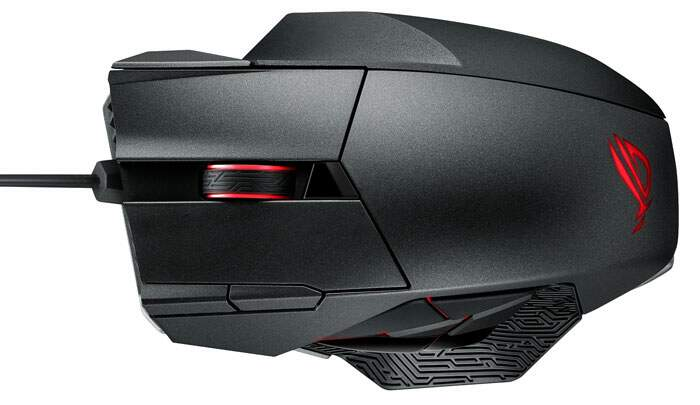 Mouse Asus ROG Spatha Wireless