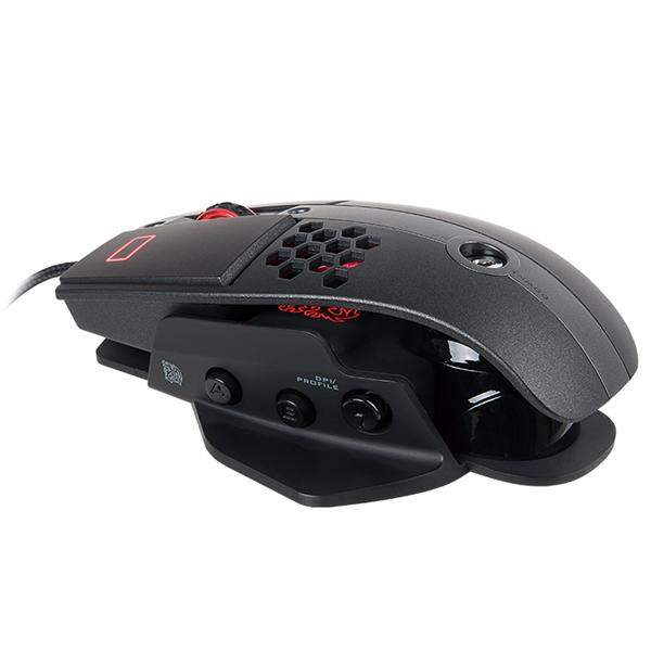 Mouse TteSPORTS Level 10M Advanced Laser - MO-LMA-WDLOBK