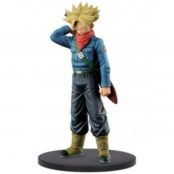 Boneco Bandai Banpresto Dragonball Super DXF The Super Warriors Vol.2 - Super Saiyajin 2 Trunks