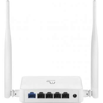 Roteador Multilaser Wireless 300MBPS 2 Antenas Fixas RE170
