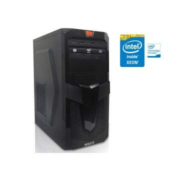 Servidor Torre Centrium Intel Xeon Quad Core 1220V3 3.1GHZ, 8GB UDIMM 1TB DVDRW - SC-T1200 - Windows Server Essentials 2012 R2
