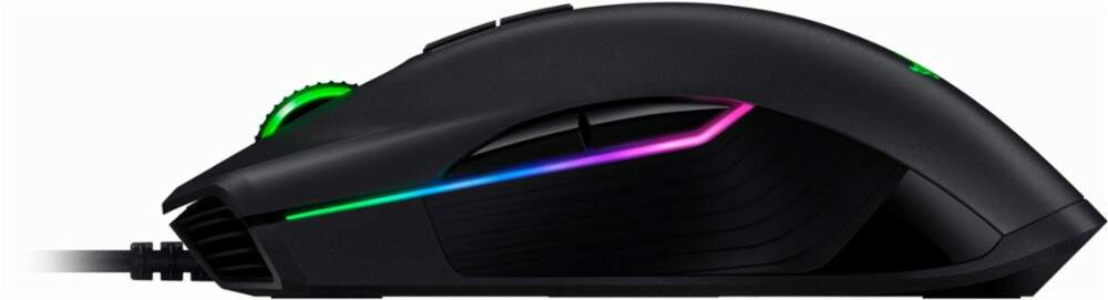 Mouse Razer Lancehead Tournament Gunmetal Edition