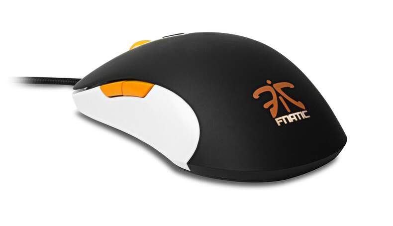 Mouse Steelseries Sensei Fnatic Edition