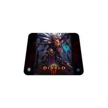 Mousepad Steelseries QcK Diablo III Witch Doctor Edition