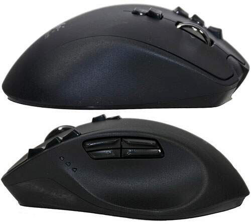 Mouse Logitech Wireless G700